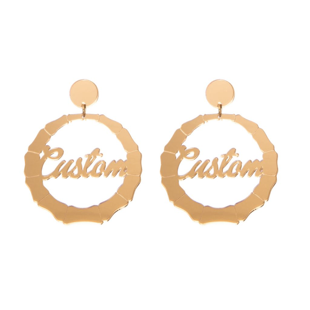 Bamboo-name-earrings