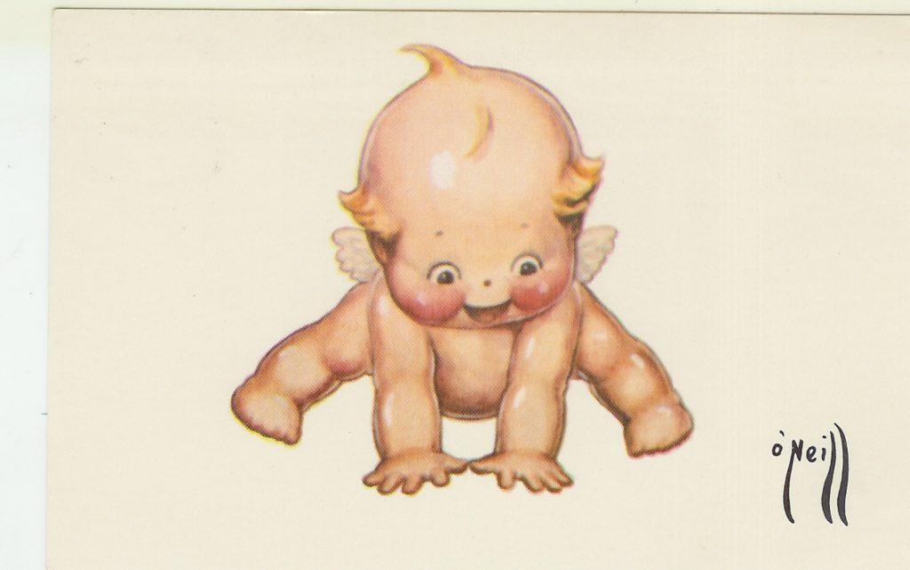 Carte postale de Kewpie