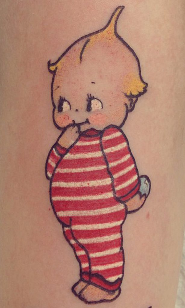 Tatouage par Lauren Winzer